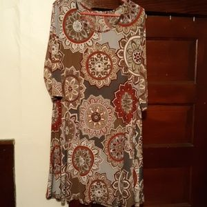 Dresses & Skirts - $(3for$30)Floral Tunic /Mini